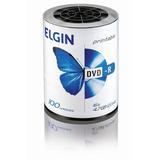 200 Dvd-r Elgin Virgem 16x Printable - Rio Rj