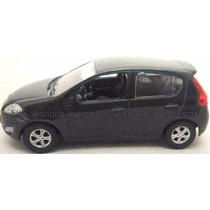 Miniatura Carro Carrinho Novo Palio Fiat 1/43 Licenciado