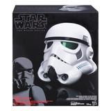 Capacete Eletronico Star Wars Stormtrooper - Muda Voz Hasbro