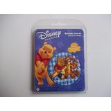 Patch Bordado Iron-on Adesivo Roupa Disney Pooh Tigrão
