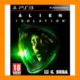 Alien Isolation Ps3 Digital Oferta !!!