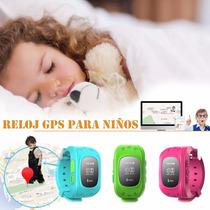 Reloj Smartwatch Gps Niño Rastreador Sim Localizador Wonlex