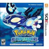 Pokemon Alpha Sapphire Nuevo Sellado