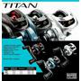 Reel Huevito Marine Sport Titan Gto 6000 Rotativo