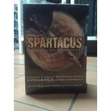 Dvd Spartacus A Coleção Completa A 1ª,2ª,3ª,4ª Temporadas