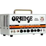 Amplificador Cabezal Orange Dt30h Bulbos Dual Terror Nuevo