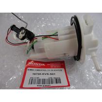 Bomba Combustível Fan Titan 150 2014~~ Flex Original Honda