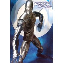 Silver Surfer - Surfista Prateado - Fantastic Four 30cm
