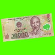Vietnam - Billete 10000 Dong 2007 - Polímero ¡ Sin Circ.!