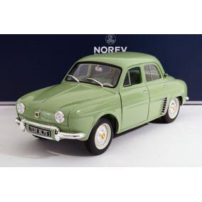 Renault Dauphine 1958 Escala 1:18 Norev