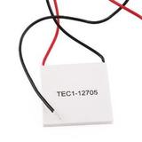 Placa Termoeléctrica Peltier 12v Tec1 12705 49w Envio Gratis