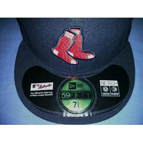 = Oferta = Gorra New Era 59fifty Boston Red Sox Calcetas