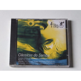 Cd Novo # Clássicos Do Samba # Lacrado!!! Raro!