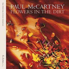 Paul Mccartney Flowers In The Dirt Box Con 3 Cd + Dvd +libro