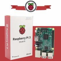 Raspberry Pi 3 Pi3 Quadcore 1.2ghz Novo Lacrado - 10x Rápido