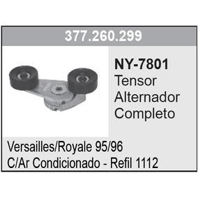 Tensor Direcao Hidraulica Vw Gol/parati 95/ -saveiro