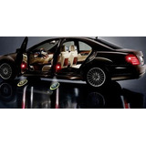 Luz Cortesía Puertas Led - Logos Chevrolet - Renault - Vw