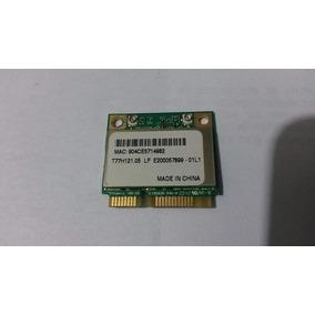 Placa Wireless Wi-fi Netbook Samsung N150