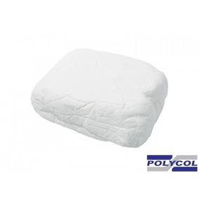 Massa Para Biscuit Polycol 1kg - Branco