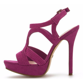 Zapatillas Andrea Fiusha Elegantes Tiras Oferta 10272