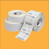 Etiquetas Autoadhesivas 40x30 - 50x25 Mm Opp Varias Medidas