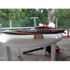 Catamarã Genesis +100km Pronto Esc E Servo Traxxas Spartan