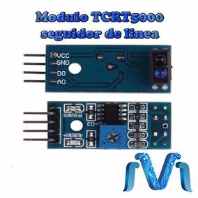 Tcrt5000, Seguidor De Linea, Modulo Tcrt5000, Arduino