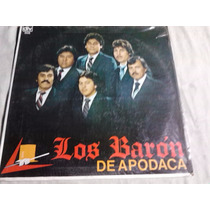 Los Baron De Apodaca - Devuelveme El Corazón (disco Lp)