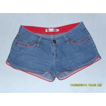 Short Jeans Manequim 40 Bem Conservado!