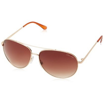 Gafas De Sol Calvin Klein Cwr114sl 033 Lente Marrón Marco