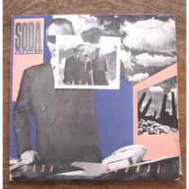 Soda Stereo - Nada Personal - Vinilo Lp Nacional