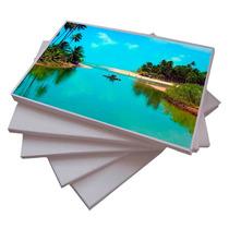 500 Folhas Papel Fotográfico A3 Glossy 180g