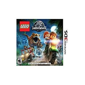 Lego Jurassic World 3ds Fisico Sellado Original !!!