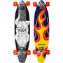 Skate Long-board Row Estampa Sortida Mor C/ Nf