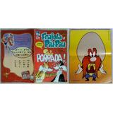 Frajola E Piu Piu N° 15 Com Poster Eufrazino Looney Tunes