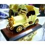 Joyero Musical Auto Vintage