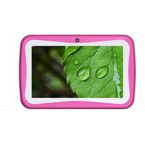 Tablet Infantil Munchkinz De 4gb Con Pantalla De 7¿¿ ¿rosada