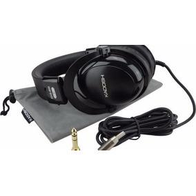 Fone Headphone Monitor Estudio Studio Mixagem Kadosh Khs-800