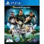 Rugby Challenge 3 Ps4 Entrega Rapida