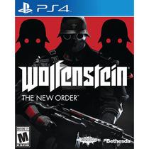 Wolfenstein ## Ps4 # Juga Con Tu Usuario ## Oferta ##