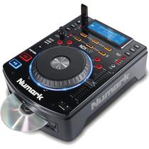 Numark Ndx500 Cd Player Mp3 Memorias Usb Controlador Softwar