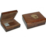 Caja Portanaipes De Madera Un Mazo Wb109