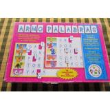 Dos Juegos De Mesa Para Niños: Armo Palabras Y Domino De Mad