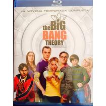 The Big Bang Theory Teoria Del Big Bang Temporada 9 Bluray