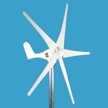 Generador De Turbina Eolica 12v Ac 450w (aerogenerador)