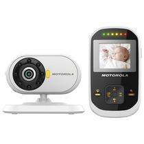 Babycall Motorola Mbp18 Video Monitor Camara Bebes Color