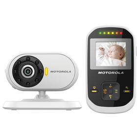 Babycall Motorola Mbp18 Video Monitor Camara Bebes Color