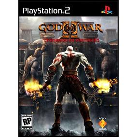 God Of War 1 E 2 Em Português Patch Ps2 + Frete Grátis !!!