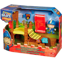 Mike Cavaleiro Centro De Treinamento - Mattel