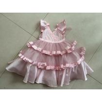 Vestido Princesa Tules Organza Bordado Lentejuelas
